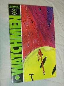 Watchmen #1 VF/NM classic Alan Moore LOOK