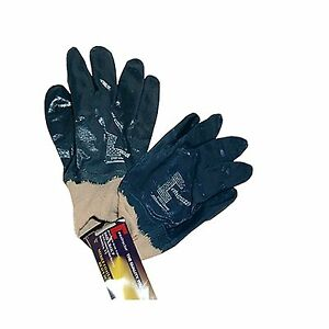"""""""CONSTRUCTOR"""" Brand 1 Pair of Nitrile Gloves Blue/Grey!1pc/10pc!BEST QUALITY!!"""