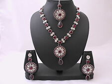 Women's Multi-Stone Indian Jewellery