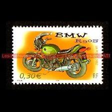 BMW R90S ( R 90 S R90/S R90 ) - FRANCE Moto Timbre Poste Philatélie Stamp