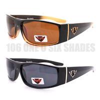 Triple Crown ANDY Black SunglassesSleek Street Biker Skater Surfer Men Shades