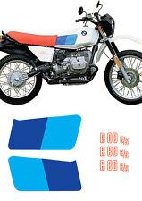 R80G/S  R80G/S GS BMW 1° serie, set adesivi, aufkleber,stickers, autocollant