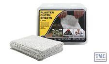 C1193 Woodland Scenics Plaster Cloth 30 8X12 Sheets