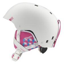 Salomon Kiana Matte White Medium Junior Ski Helmet