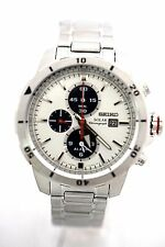 SEIKO Sport MEN Solar Chronograph SSC553P1 100m Water resistant Brand New