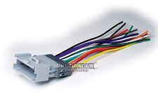 Scosche GM05B Aftermarket Stereo Wiring Harness for 2000-Up Chevy Vehicles