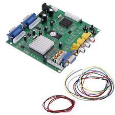 GBS-8220 Video Converter CGA/EGA/YUV TO 2x VGA Arcade Game Monitor to LCD CRT US