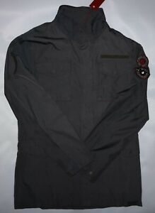 MERC MENS TECHNICAL FIELD JACKET IN CHARCOAL SIZE M NWT