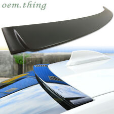 IN STOCK USA BMW F30 4D 3-Series Roof Spoiler New Unpainted 335i 328i 320d