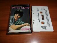 Sentimentally Yours By Patsy Cline (Cassette 1988 MCA)