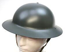 BRITISH ARMY WW2 STEEL HELMET REPRODUCTION