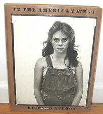 Richard Avedon In The American West 114 Tritone Photographs 2005 Anniversary DJ