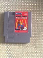 NES Mcdonald land Nintendo cartridge only vintage gaming