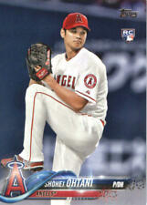 2018 Topps Baseball - Pick A Player - Cards 501-700