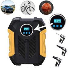 Compressore aria portatile 12V auto display digitale pompa portatile bici moto