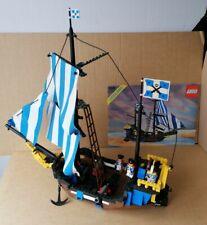 """LEGO® Piraten Soldaten Schiff """"Caribbean Clipper"""" / 6274 mit OBA / Vintage 1989"""