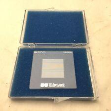 New listing Edmund Optics Fa079E-58509 Glass Distortion Target 25 x 25mm, .125mm Dot Spacing