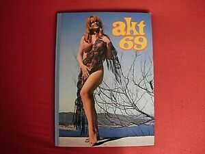 AKT 69 DIVERSE AUTOREN  FRAVEX FLENSBURG 1969 80SEITEN COLOR&SW30X22CM TOP ZUST