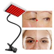 Portable LED Photon Beauty Lamp Red Blue Light Face Facial Body Therapy Machine