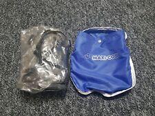 Genuine maxi cosi cabrio fix pebble car seat rain cover raincover with bag 01