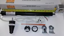 Tubular Motor 6Nm 33Rpm for Blinds, Shades, Rollup Shutters, ALSE  XL35S-6/33