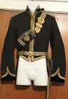 British Victorian era Officer complete uniform ,sword belt , shoulder belt