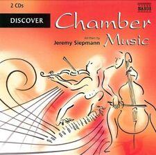 Discover Chamber Music  - Jeremy Siepmann - 2 CD - SEALED