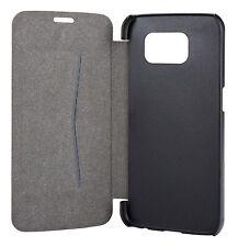 Xqisit 20631 Rana Folio Case for Galaxy S6 - Metallic Black