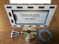 THORENS TD 124 MKI & MKII TRUST BEARING BRASS
