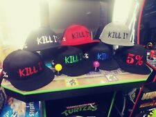 lot of 7 rich piana 5% nutrition love it kill it hats excellent condition