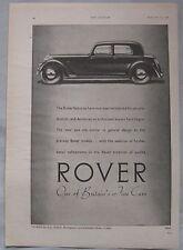 1946 Rover Original advert No.6
