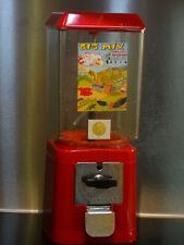 Original Kaugummiautomat, Nußautomat aus den 70er Jahren - 50 Cent - kultig