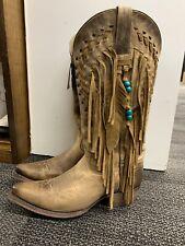 Ariat 6.5 Fringe boots