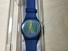 Swatch Folon Perspective GZ106 Art Watch