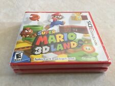 Super Mario 3D Land (Nintendo 3DS, 2011) 3DS NEW