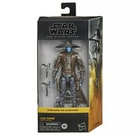 "Hasbro Star Wars The Black Series 6"" Cad Bane Action Figure"