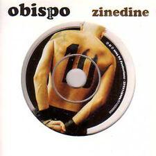 CD Single Pascal OBISPO Zinedine Edition limitee 2 t