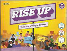 Rise Up - The Game of People and Power (Tesa Collective Board Game) NEW