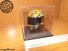 VALENTINO ROSSI MOTO-GP AGV HELMET 1/5 2009 #46 MINT!!!