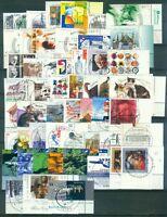 Bund Jahrgang 2004 Einzelmarken Auswahl aus 2374 - 2433 , Gestempelt - Eckrand