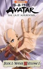 Avatar: The Last Airbender - Book 1: Water - Vol. 1 (DVD, 2006) DISC ONLY