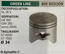 Kolben Komplett Green Line BM003209