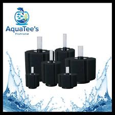 AQUATEE XY2835 SPONGE FILTER 40L FISH TANK WATER PUMP NANO MARINE OXYGEN SUBMER