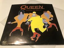 "Queen A Kind Of Magic Usa Promo 7""ps 1986 Original Rare Import"