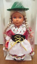 TRADE MARK  MADE IN GERMANY DANCING DOLL WITH BOX GIRL