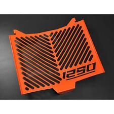 KTM 1290 Superduke R Super Duke Kühlerabdeckung Wasserkühler  Orange Schrift