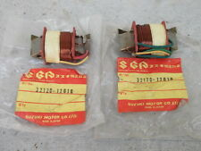 Genuine Suzuki A100 AS100 AC100 Lighting Coil Set NOS 32120-12010 / 32130-12010