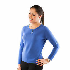 Damen Pullover und Strick in Blau
