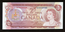 1974 Bank of Canada Uncirculated $2 - BC-47a