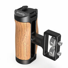 "SmallRig Wooden Mini Side Handle (1/4""-20 Screws) Lightweight 2913"